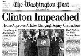 Clinton Gets Impeached