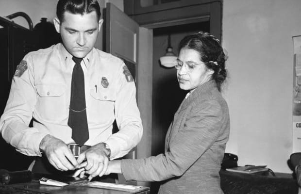 Rosa Parks Boycott