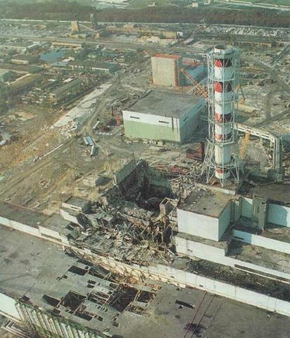 Cherobyl Disaster
