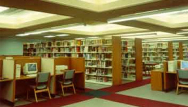 research on the library for online resource