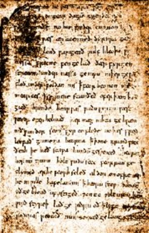 The Beginning of Old English