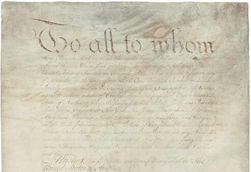 The Articles of Confederation are Ratified