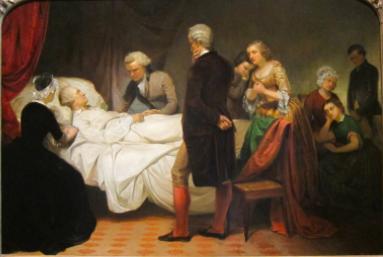 The Death of George Washington