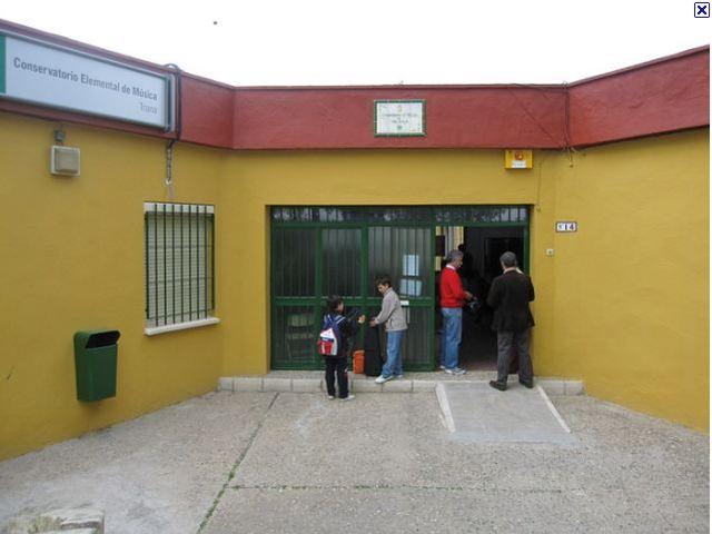 Colegio Público Giménez Fernandez