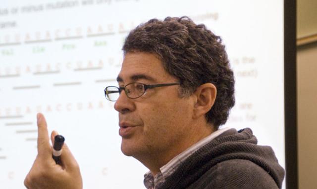 Prof. Martinez and dad