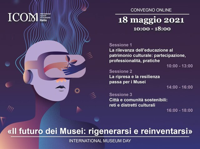 «Il futuro dei musei: rigenerarsi e reinventarsi»