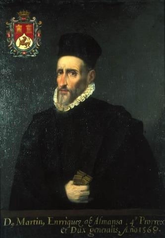 Martín Enríquez de Almansa