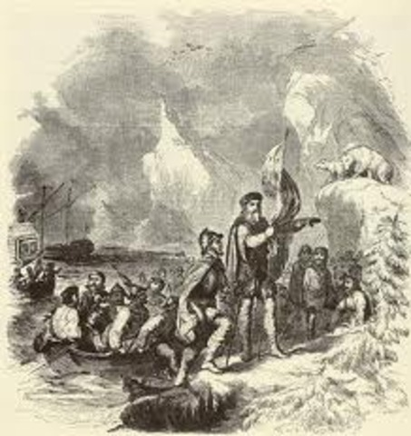The Discovery of North America