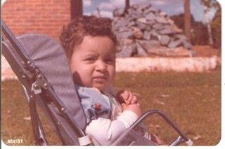 Minha mãe nasceu em Belo Horizonte