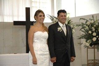 Meus pais se casaram em Belo Horizonte