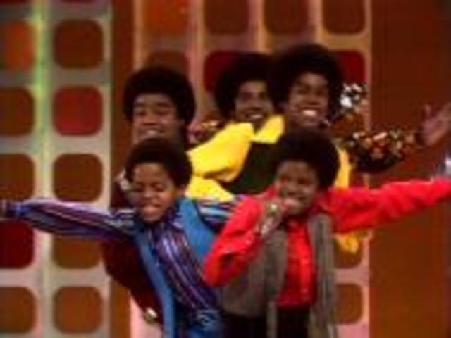 Jackson 5 on the Ed Sullivan Show