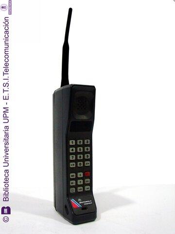 Teléfono celular/portátil eléctrico (modelo independent)