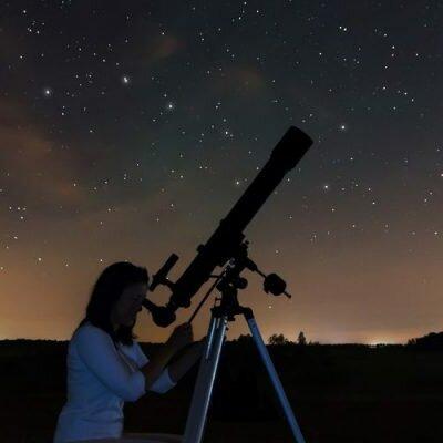 la historia de la astronomía  timeline