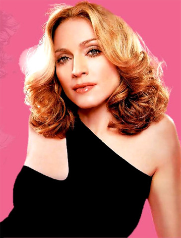 The birth of Madonna