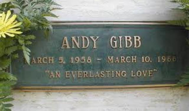 Tragedy, Andy dies