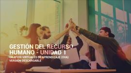 Evolución de los recursos humanos - Iván Darío Cruz timeline