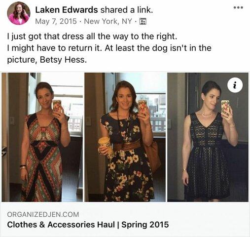 Laken talks shit about Jen