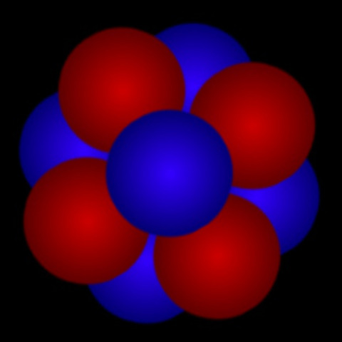 Protons In The Nucleus?