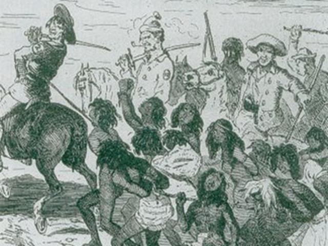 Myall Creek massacre