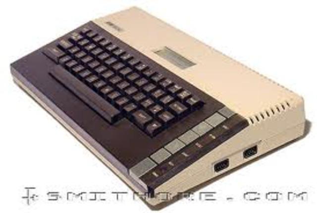 Nuestro primer ordenador.
