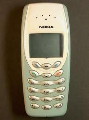 Mi primer móvil.