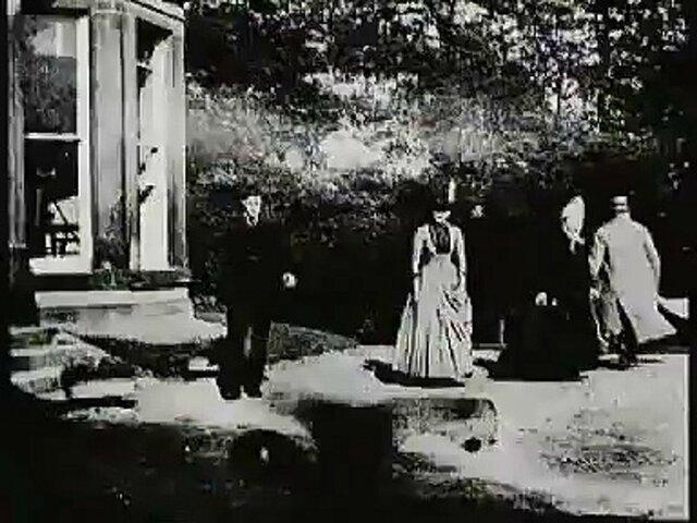 La Escena del Jardín de Roundhay