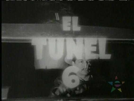 """Filmación de """"El Tunel 6"""""""