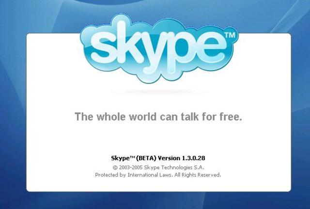 Instalo Skype