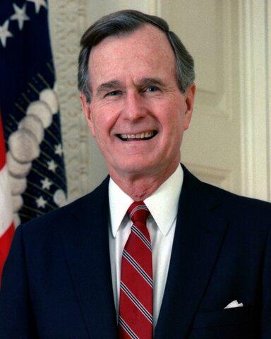 La Presidencia de George H.W Bush 1989-1997