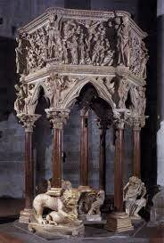 Pulpito di Sant'Andrea a Pastoia