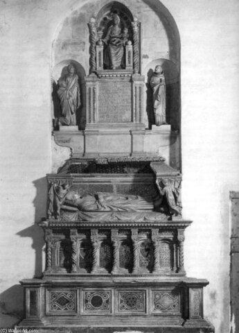 Tomba del Cardinal de Braye