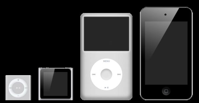 creacion del ipod