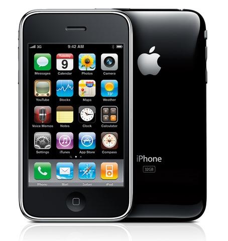presentacion del iPhone 3GS