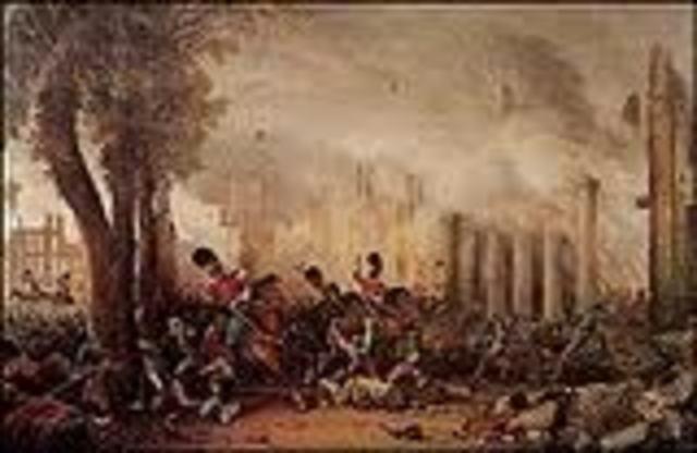 Rioting Erupts
