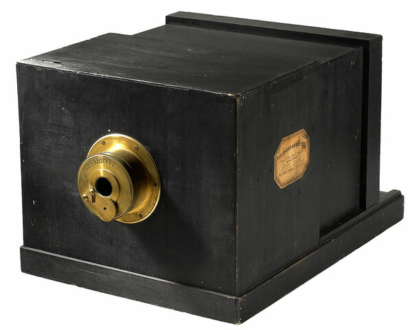 Daguerrotipo (Entre 1824 y 1838)