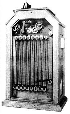 Kinetoscopio (1889)