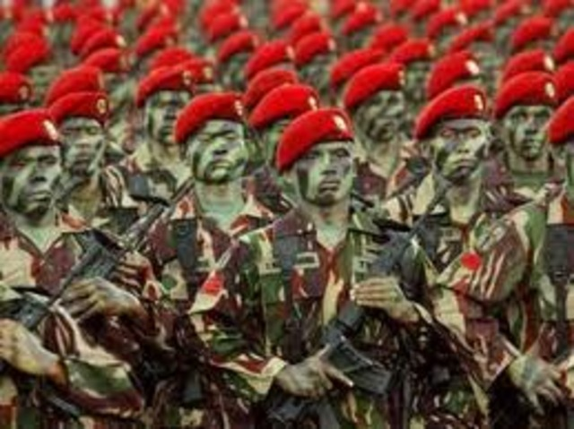 Indonesia invades East Timor