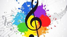 """Evolution of Music"""" timeline"""