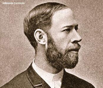 Heinrich Hertz introduced the idea of radio.