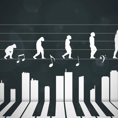 Music's evolution timeline