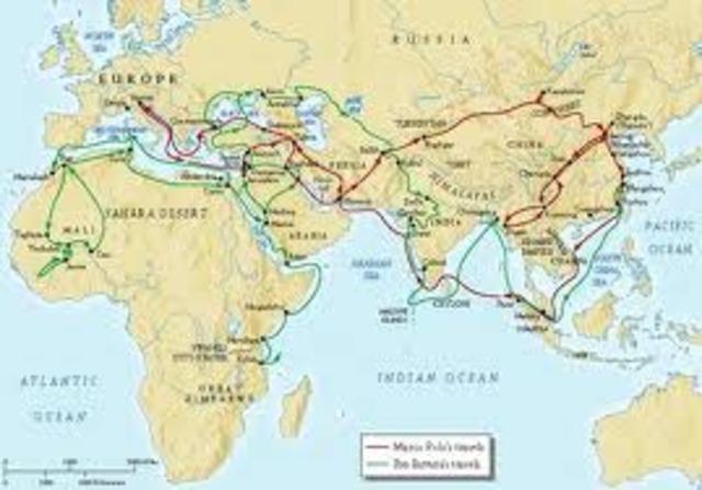 The Travels of ibn Battatu