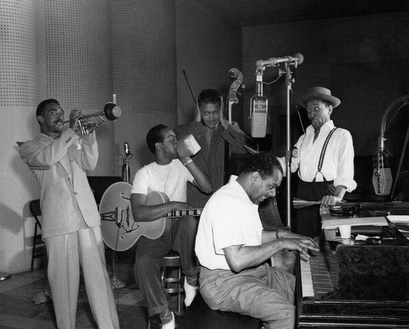 Jump Blues 1940