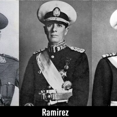Golpe de 1943 - Historia 3°B timeline