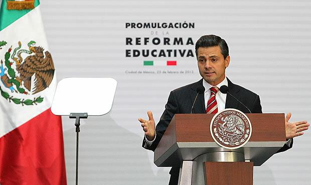 Aprueban la reforma educativa
