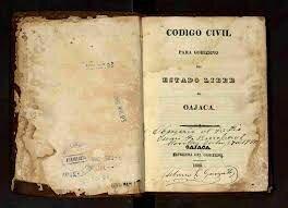 Código Civil de Oaxaca