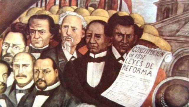 Leyes de reforma en México.