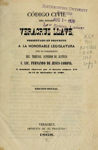 Código Corona (Veracruz)