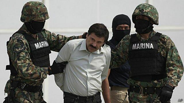 """Segunda captura de Joaquín """"El Chapo"""" Guzmán"""