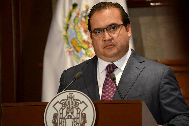 Renuncia el gobernador de Veracruz, Javier Duarte