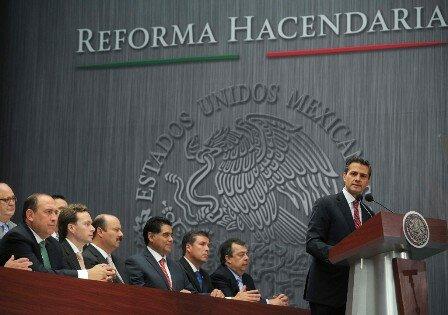 Aprueban reforma hacendaria